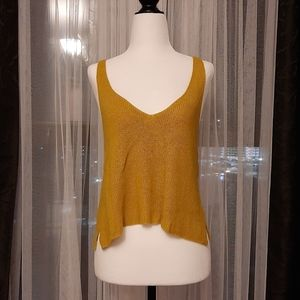 🔥3 for $20🔥NWOT F21 knitted tank top